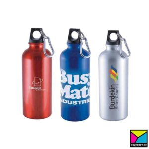 Aluminium water bottle Printing