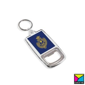 Bottle Opener Key Tag Printing