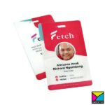 PVC Office ID Printing