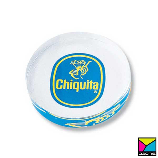 Acrylic Paper Weight with Branding