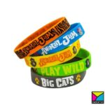 Custom Silicon Wrist Bands