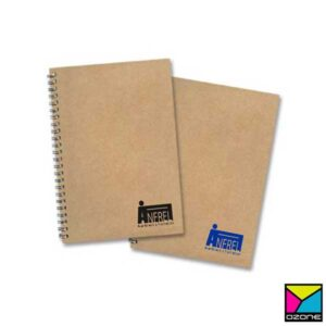 Kraft Notebook Printing