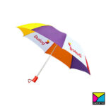 Ladies Umbrella Branding with Logo Printing in Sri Lanka