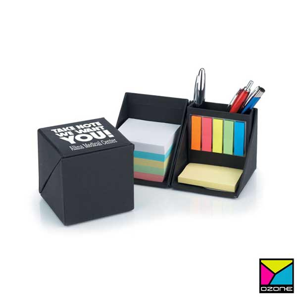 Paper Memo Cube with Branding